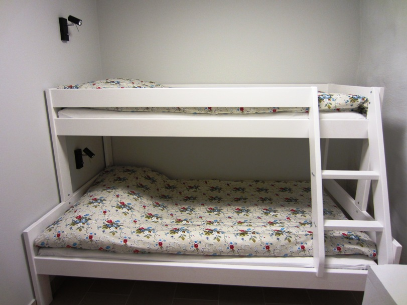 Room #8 The bunk bed